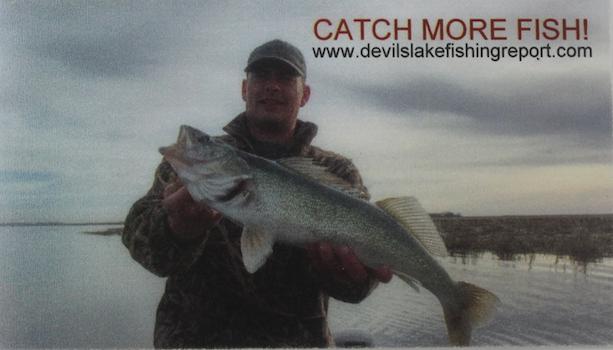Dlfr membership has its privileges devils lake fishing for Devils lake fishing report 2017