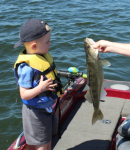 Thursday weather and solunar forecast devils lake for Devils lake fishing report